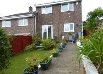 Thumbnail 3 bed end terrace house for sale in Latham Close, Plymouth