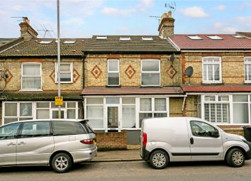 Thumbnail 3 bed terraced house for sale in Leavesden Road, Watford, Hertfordshire
