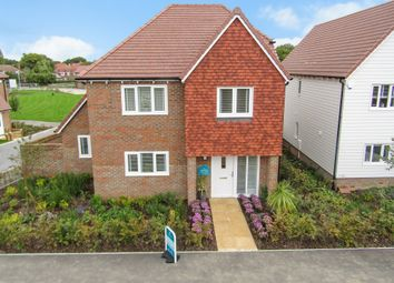 Thumbnail 3 bed detached house for sale in Woodchurch Road, Shadoxhurst, Ashford