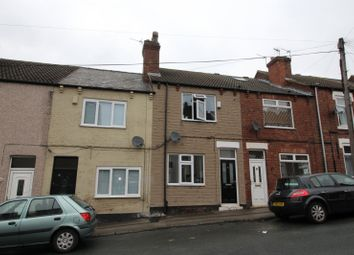 2 bed terraced house for sale in Dixon Street, Featherstone, Pontefract, West Yorkshire WF7