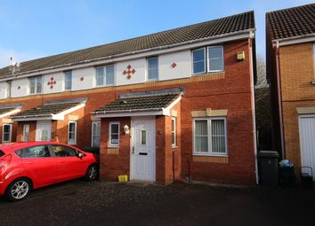 Thumbnail 2 bed end terrace house for sale in Corinum Close, Emersons Green, Bristol