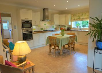 Thumbnail 5 bed detached house for sale in The Poplars, Ryde