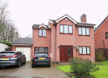 Thumbnail 4 bed detached house for sale in Moel Famau View, Otterspool, Liverpool