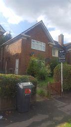 Thumbnail 2 bed maisonette to rent in Little Bromwich Road, Bordesley Green, Birmingham