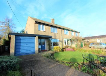 Thumbnail 3 bed semi-detached house for sale in South Street, Scamblesby, Louth