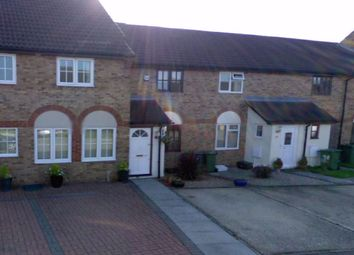 Thumbnail 2 bed terraced house to rent in Hollybush Way, West Cheshunt, Hertfordshire