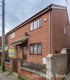 3 bed semi-detached house for sale in Stafford Road, Great Yarmouth NR31
