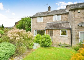 Thumbnail 3 bed semi-detached house for sale in Pinewood Way, North Colerne, Chippenham