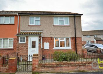 Thumbnail 4 bed end terrace house to rent in Haig Road, Grays