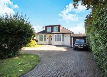 Thumbnail 5 bedroom bungalow for sale in Sundon Road, Chalton, Luton, Bedfordshire