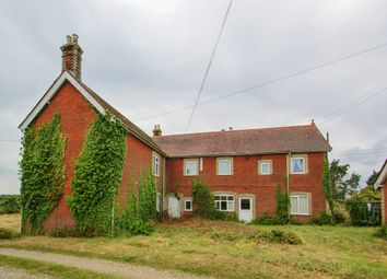 Thumbnail 5 bedroom farmhouse for sale in Aldeburgh Road, Friston, Saxmundham