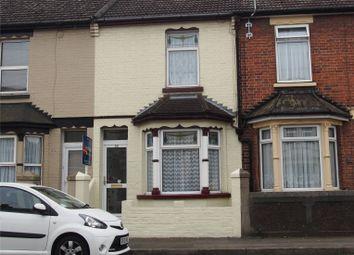 Thumbnail 2 bedroom terraced house to rent in Eva Road, Gillinngham