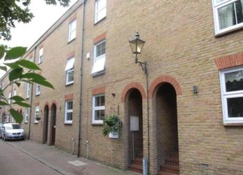 Thumbnail 4 bedroom terraced house to rent in Orange Terrace, Rochester, Kent