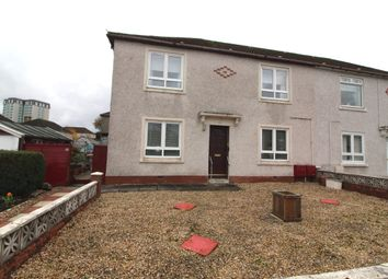 Thumbnail 2 bed flat for sale in Bruce Street, Coatbridge