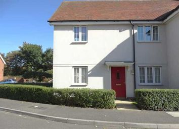 Thumbnail 1 bed maisonette to rent in Bellfield Close, Witham