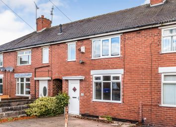Thumbnail 2 bed town house for sale in William Avenue, Stoke-On-Trent