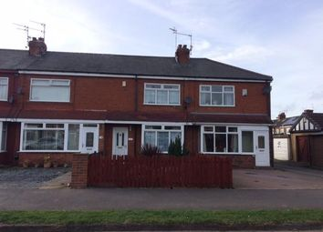 Thumbnail 3 bed terraced house for sale in Ridgeway Road, Willerby Road, Hull