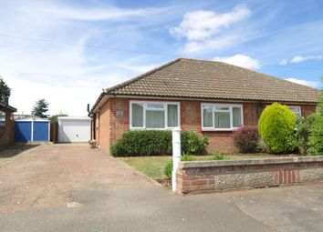 Thumbnail 2 bed bungalow for sale in Eastern Close, Thorpe St Andrew, Norwich