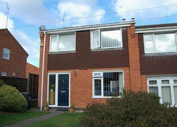 Thumbnail 3 bed semi-detached house for sale in Maclean Close, Abington Vale, Northampton