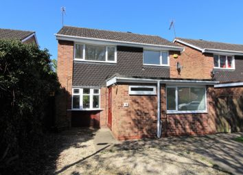 Thumbnail 3 bed detached house for sale in Salford Close, Redditch