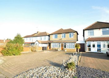 Thumbnail 3 bed detached house for sale in Brocket Road, Welwyn Garden City, Hertfordshire