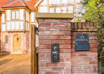 Thumbnail 5 bedroom detached house for sale in The Paddock, Worsley, Manchester