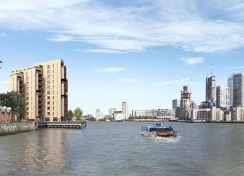 Thumbnail 1 bed flat for sale in New Pier Wharf, 1-3 Odessa Street, London