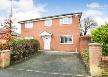 Thumbnail 2 bed semi-detached house to rent in Burnaby Road, Tunstall, Stoke On Trent