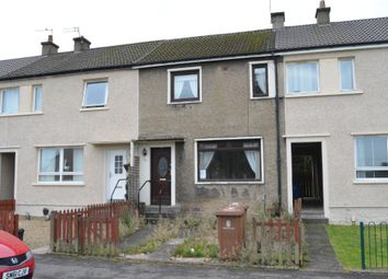 Thumbnail 2 bed terraced house for sale in Fairlie Street, Camelon, Falkirk