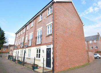 Thumbnail 4 bed town house for sale in Persimmon Gardens, Cheltenham, Gloucestershire