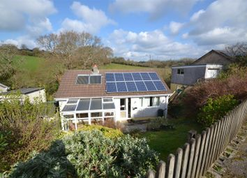 Thumbnail 3 bed detached bungalow for sale in Lannoweth, Penryn