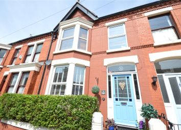 Thumbnail 5 bedroom terraced house for sale in Willowdale Road, Mossley Hill, Liverpool