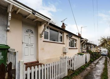 Thumbnail 2 bed bungalow to rent in Hillside, Erith