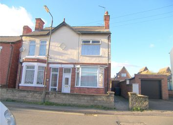 Thumbnail 3 bed semi-detached house to rent in Wharf Road, Pinxton, Nottingham