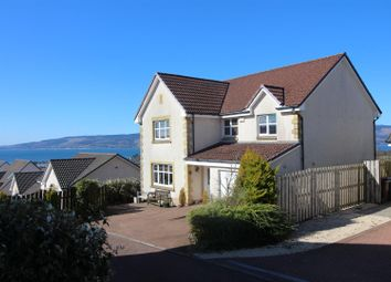 Thumbnail 6 bed detached house for sale in Teal Drive, Inverkip, Greenock