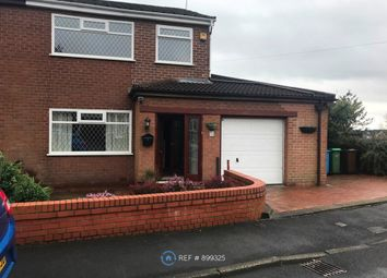 Thumbnail 3 bed semi-detached house to rent in Stamford Drive, Woodhousesfailsworth, Manchester