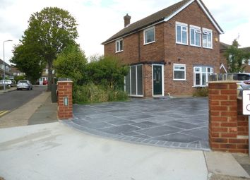 Thumbnail 3 bed detached house to rent in Forth Road, Cranham, Upminster