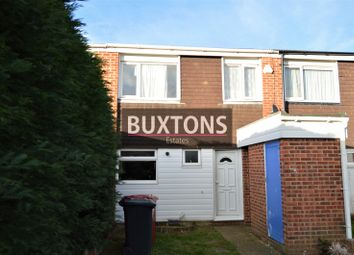 Thumbnail 4 bed terraced house to rent in Mendip Close, Slough, Berkshire.