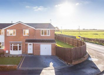 Thumbnail 4 bed semi-detached house for sale in Sunningdale Place, Inskip, Preston