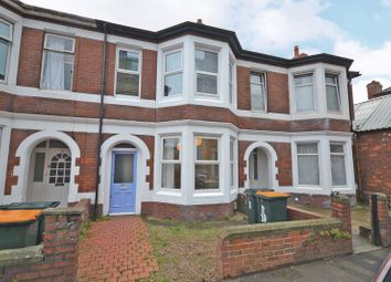Thumbnail 3 bed terraced house to rent in Spacious Terrace, St. Vincent Road, Newport