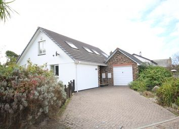 Thumbnail 3 bed detached house for sale in Meadow Way, St. Issey, Wadebridge