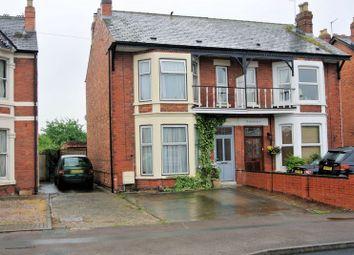 Thumbnail 4 bed semi-detached house for sale in Elmbridge Road, Longlevens, Gloucester