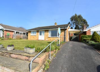 Thumbnail 3 bedroom detached bungalow for sale in Wyebank Place, Tutshill, Chepstow