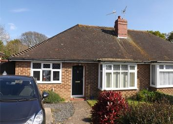 Thumbnail 2 bed semi-detached bungalow for sale in Dalehurst Road, Bexhill-On-Sea, East Sussex