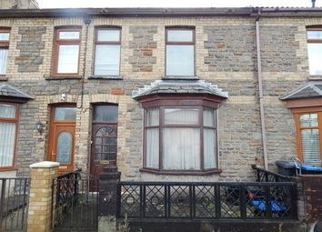 Thumbnail 3 bed terraced house for sale in Tillery Street, Abertillery