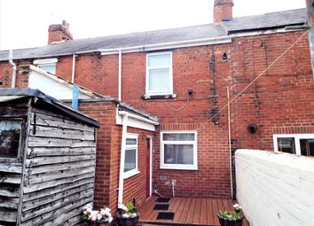 Thumbnail 2 bed terraced house to rent in John Street, Fencehouses, Houghton Le Spring