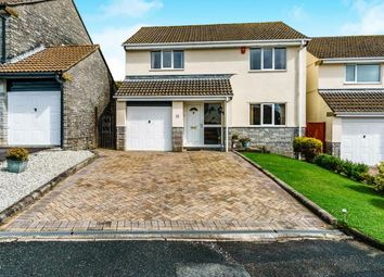 Thumbnail 4 bed detached house for sale in Plympton, Devon, South West