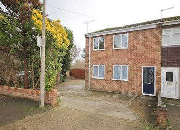 Thumbnail 1 bed maisonette to rent in Lower Crescent, Linford, Essex