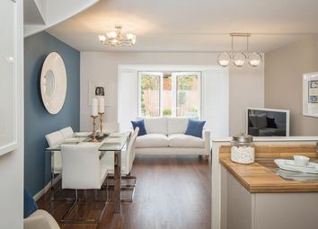 "Thumbnail 3 bed terraced house for sale in ""Helmsley"" at Pedersen Way, Northstowe, Cambridge"