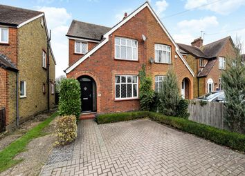 Thumbnail 3 bed semi-detached house for sale in Green Lane, Shepperton